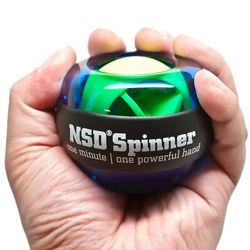 NSD Power Essential Spinner Gyroscopic Wrist and Forearm Exerciser