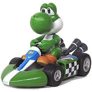 Nintendo mario kart wii pull back car version for Coupe miroir mario kart wii