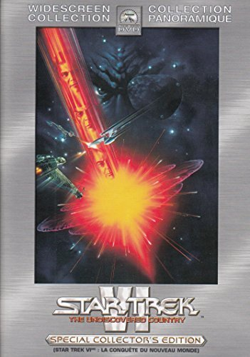 Star Trek VI: The Undiscovered Country (Two-Disc Special Collector's Edition) (Star Trek Vi The Undiscovered Country Cast)
