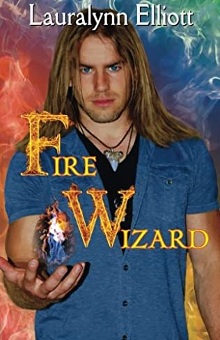 book cover of Fire Wizard
