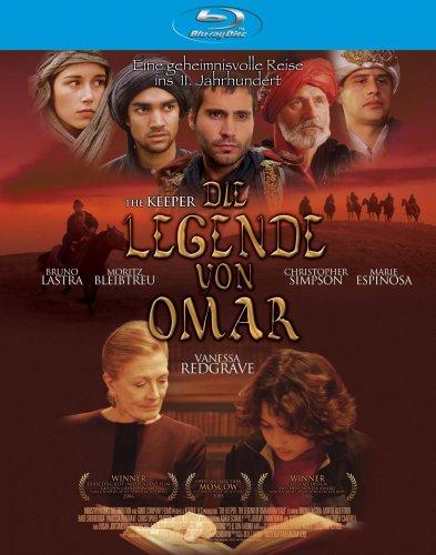 The Keeper: The Legend of Omar Khayyam ( Omar ) ( The Keeper ) [ Blu-Ray, Reg.A/B/C Import - Germany ] (The Keeper The Legend Of Omar Khayyam)