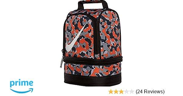 d542e0e109ae Nike Dome Lunch Tote - Total Orange/Cool Grey