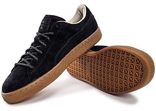 Puma Unisex-Erwachsene Winterized 361324 Sneaker Schwarz