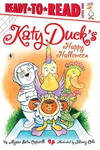 Katy Duck's Happy Halloween ()