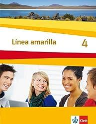 Línea amarilla. Spanisch als 2. Fremdsprache / Schülerbuch 4