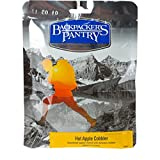 Backpacker's Pantry Hot Apple Cobbler, Four Serving Pouch