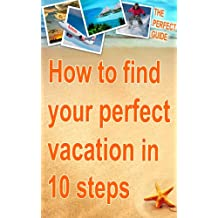 Amazoncom Mor Pilas Books Biography Blog Audiobooks Kindle - 10 steps to a perfect vacation