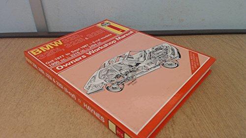 Bmw Owners Workshop Manual 320-I 323-I   77-87