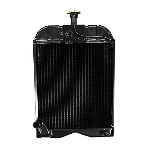 DB Electrical 1106-6300 Ford/New Holland Radiator for 86551430, 8N8005 by DB Electrical