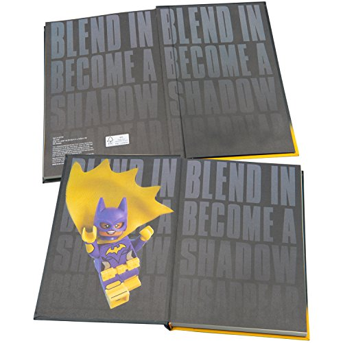 LEGO Batman - Batgirl, Agenda con bolígrafo de Tinta ...