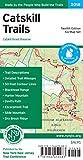 Catskill Trails Map: Catskill Forest Preserve