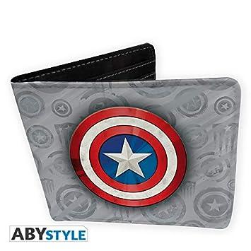 Billetera Capitán América, El primer Vengador. Los ...