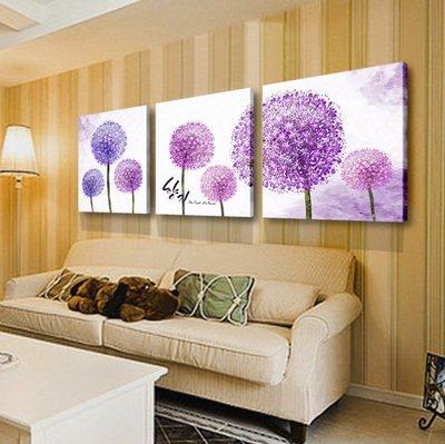 Pingofm Il soggiorno con semplici e moderne dipinti decorano la ...