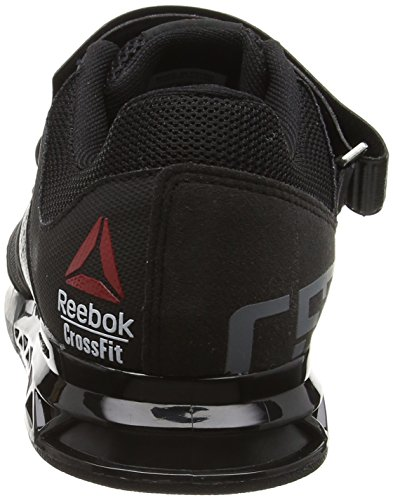 Black Plus Fitness Alloy 2 Shoes Crossfit 0 Women's Reebok Black Lifter tYOpqRz