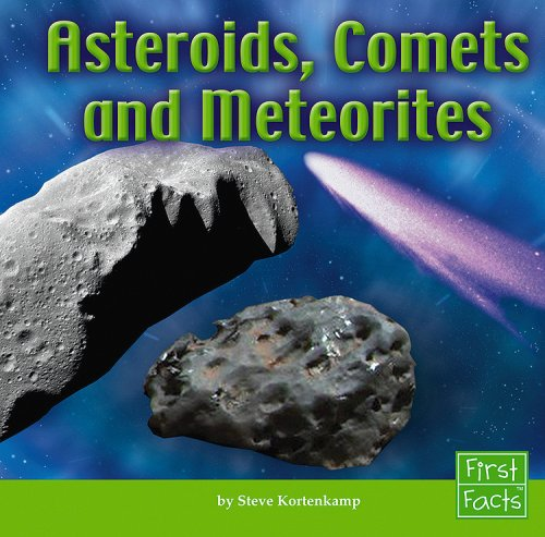 Asteroids, Comets, and Meteorites (The Solar System) ebook