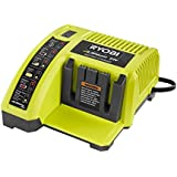 Ryobi ZROP140A 140156001 24 Volt Lithium-Ion Charger (Certified Refurbished)