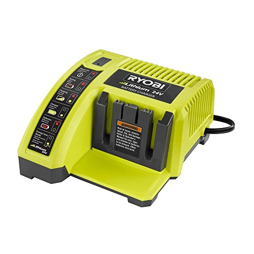 Ryobi ZROP140A 140156001 24 Volt Lithium-Ion Charger (Certified Refurbished) by Ryobi