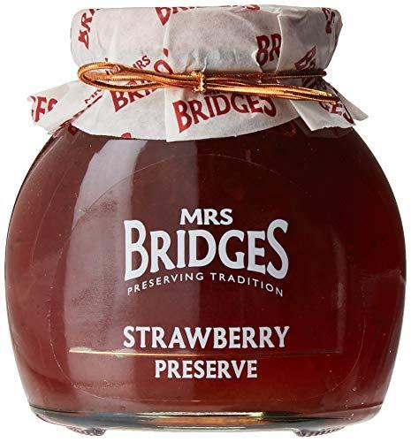 Mrs Bridges Scottish Preserve, Strawberry, 12 Ounce