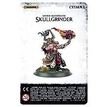 Warhammer 40K Age of Sigmar Khorne Bloodbound Skullgrinder by Games Workshop