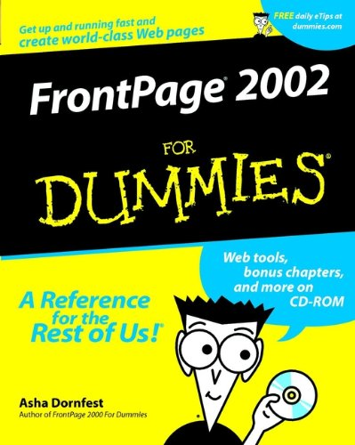 !B.E.S.T FrontPage 2002 For Dummies<br />DOC