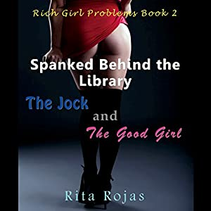 Spanked Behind the Library Audiobook