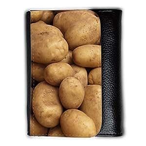 le portefeuille de grands luxe femmes avec beaucoup de compartiments // V00002005 Patatas de cultivo agrícola // Medium Size Wallet