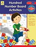 Hundred Number Board Activities, Carson-Dellosa Publishing Staff, 0742427803