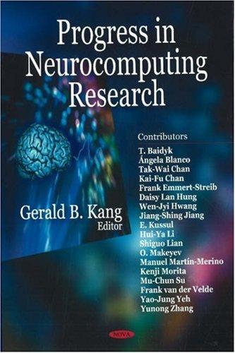 Read Online Progress in Neurocomputing Research pdf