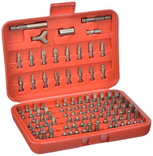 Morris Products 13950 Security Bit Set, 100 Piece