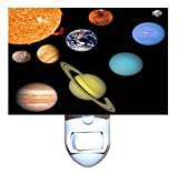 Our Solar System Decorative Night Light