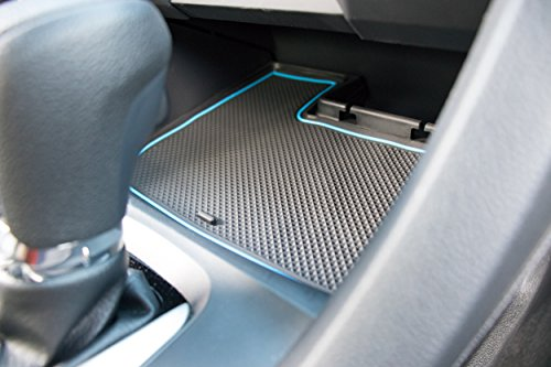 Custom Fit Cup Door And Center Console Liner Accessories