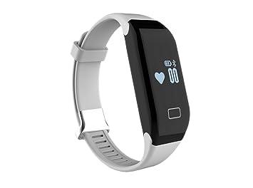 Bluetooth Waterproof Touch Screen Smart Watch Wristband Bracelet