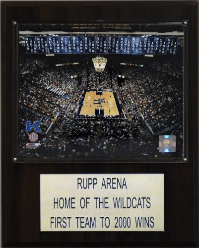 NCAA Basketball Rupp Arena Plaque ()