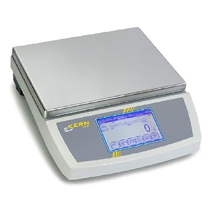 Con pantalla táctil FPVO-báscula/10 G ; 60,0 kg; F III ...