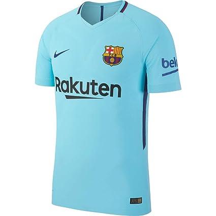 official photos df6fc 639ac Amazon.com : Nike Barcelona Away Authentic Vapor Match ...