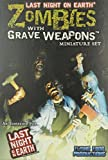 Last Night on Earth: Grave Weapons Mini Set