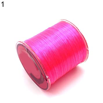 500M Super Strong Lake Sea Fishing Line Durable Monofilament Nylon Fishing Line