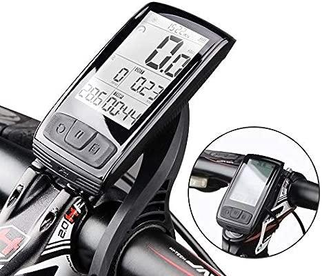 Ordenador de bicicleta GPS inalámbrico impermeable 20E Ciclismo ...