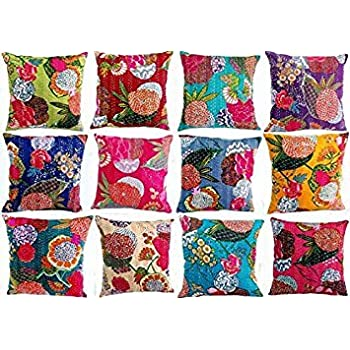 wool decorative set silk pillow cover amazon sofa inches rustic of pillows decor cheap sari lumbar throw bohemian