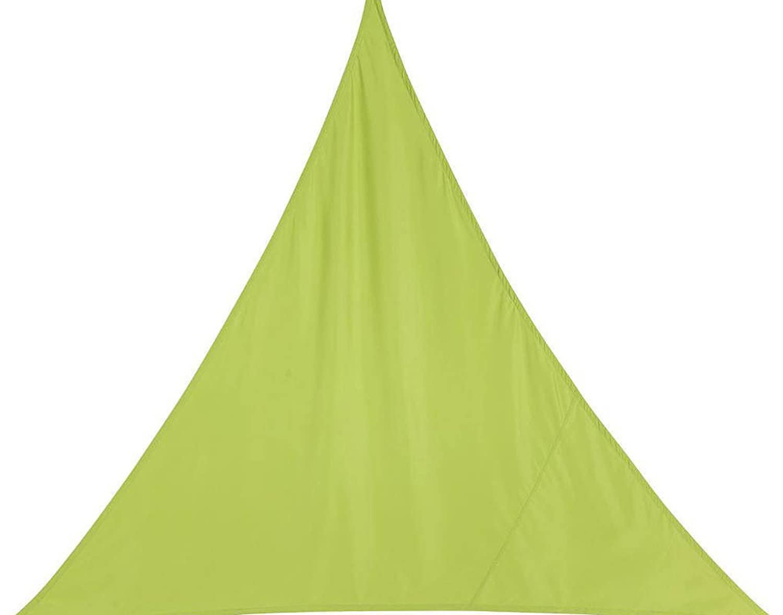 Anori Canvas Sun Shade–2x 2x 2m–Green Hespéride