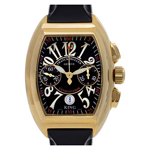 - Franck Muller Conquistador Automatic-self-Wind Male Watch 8005 (Certified Pre-Owned)