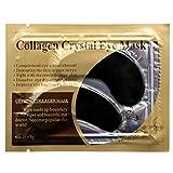 Adofect 30 Pairs Black Collagen Under Eye Mask
