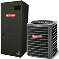 2.5 Ton 16 Seer Goodman Air Conditioning System - GSX160301 - AVPTC30C14