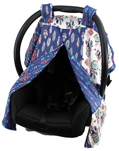 Onyx Convertible Car Seat Cover - 2