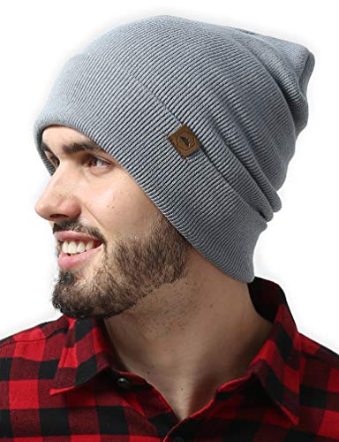 Winter Beanie Knit Hats for Men & Women