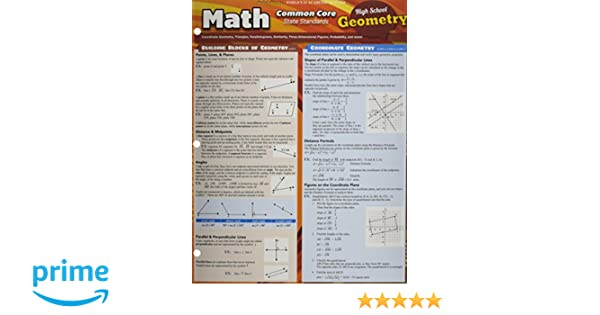 Composite Figures Area Worksheet Math Common Core Geometry Th Grade Inc Barcharts  Magic E Worksheets Word with Worksheet On Gravity Excel Math Common Core Geometry Th Grade Inc Barcharts   Amazoncom Books Semicolon Worksheet Word