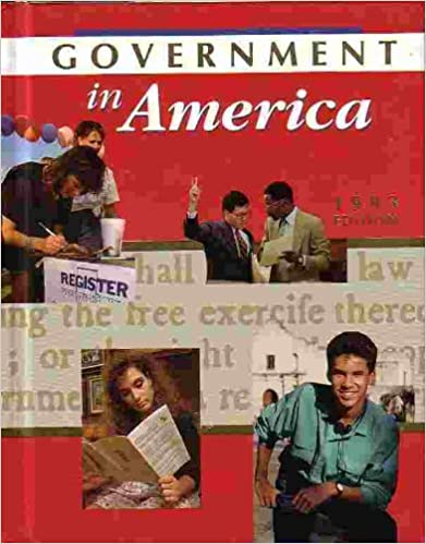 Livres en anglais à télécharger McDougal Littell Government in America: Student Test Grades 9-12 1993 (Hrdy Gvt 93-94-95-96) (French Edition) iBook 0395612179