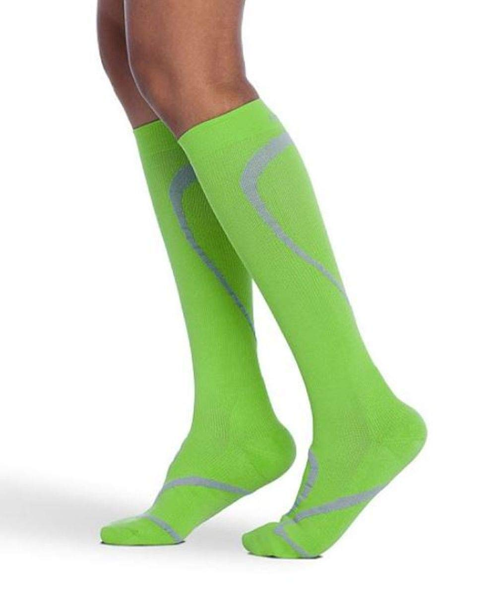 SIGVARIS Traverse Sock 412 Calf High Compression 20-30mmHg