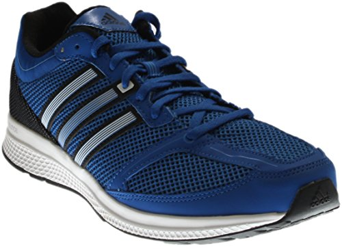 adidas Performance Men's Mana RC Bounce M Running Shoe Blue/White/Black 9 M US