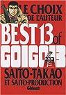 Best of Golgo 13 - Tome 2 : Le Choix de l'Auteur par Takao